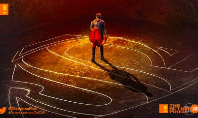krypton ,poster, poster art, krypton, dc comics, syfy, superman, kal-el,the action pixel, entertainment on tap,