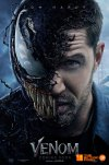 poster, trailer, tom hardy, venom, spider-man, spin-off, the action pixel, entertainment on tap,sony pictures,official trailer