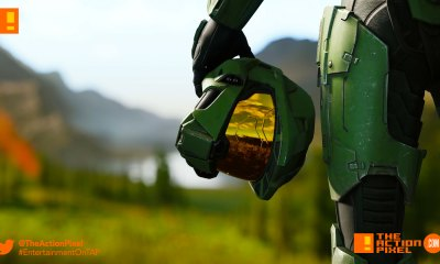 halo infinite, e3, e3 expo, xbox, xbox e3, trailer, announcement trailer, the action pixel, entertainment on tap,