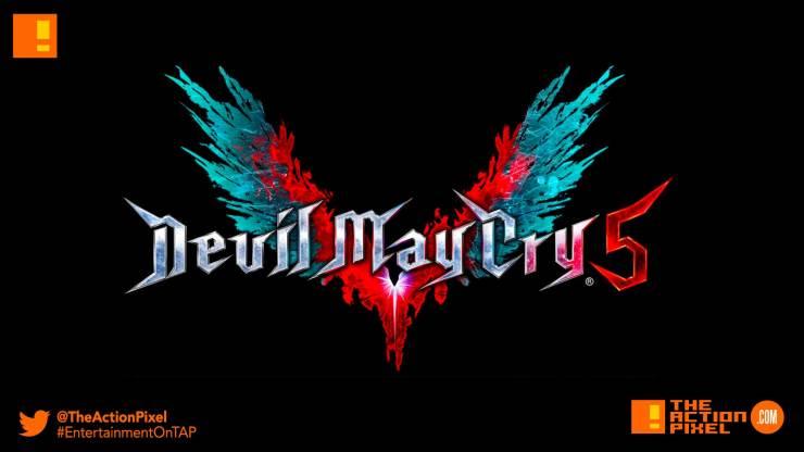 dmc 5, devil may cry 5, devil may cry, dmc, capcom, dante, the action pixel, entertainment on tap,gamescom 2018, gamescom