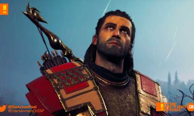 ac odyssey, assassin's creed , assassin's creed odyssey, the action pixel, entertainment on tap, greece,legacy of the first blade, trailer,