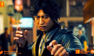 judgement, yakuza, sega, the action pixel, entertainment on tap, announcement trailer,