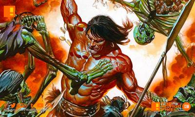 alex ross, conan, conan the barbarian, esad ribic, cover art, marvel, savage sword of conan, cover art,Age Of Conan: Belit, Queen of the Black Coast., belit, age of conan, marvel comics,tini howard,kate niemczyk,