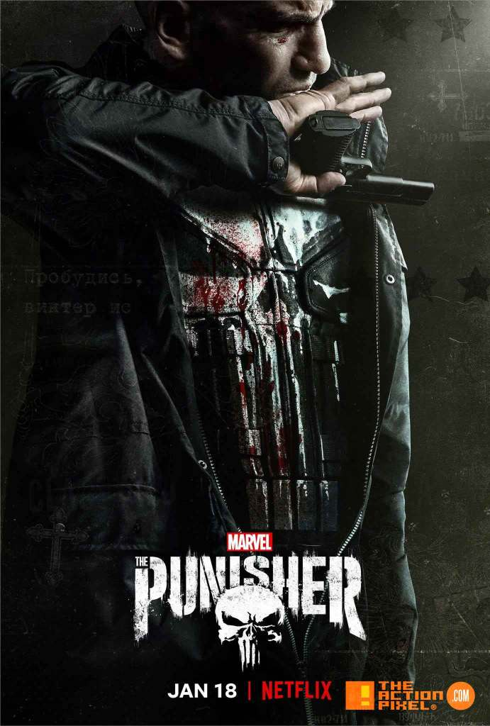 Jigsaw, the punisher, punisher 2, the punisher season 2, marvel, netflix, the action pixel, entertainment on tap, jon bernthal, release date, date announce, featured, trailer , season 2, the punisher 2 trailer,