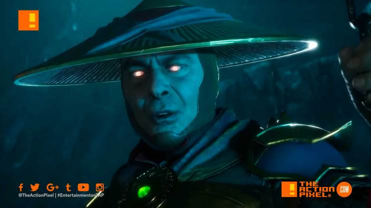 mortal kombat 11, gameplay reveal trailer, mortal kombat, mk11, raiden barakas,skarlet, netherrealm studios, the action pixel, featured, earthrealm, sub-zero, scorpion,