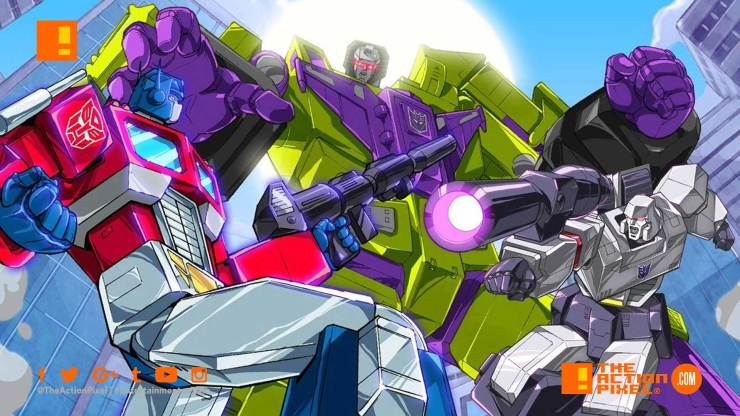 transformers: war for cybertron, cybertron, transformers, the action pixel, entertainment on tap, FJ DeSanto, John Derderian,