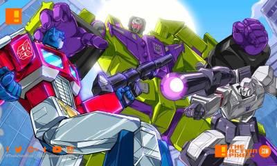 transformers: war for cybertron, cybertron, transformers, the action pixel, entertainment on tap, FJ DeSanto, John Derderian,