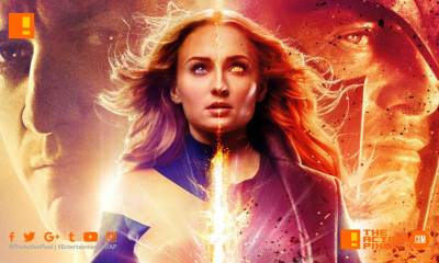 dark phoenix, sophie turner, x-men, xmen, the action pixel, entertainment on tap, phoenix, 20th century fox, jean grey, official trailer ,featured