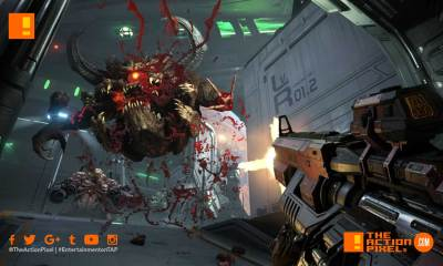 doom eternal, doom, be3, bethesda, e3, starfield ,rage 2, wolfenstein: youngblood, the elder scrolls vi, the elder scrolls 6,the action pixel, entertainment on tap,