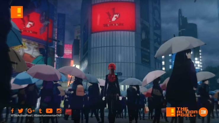 take your heart , persona 5, persona 5: the royal, the royal, entertainment on tap, atlus, playstation 4, teaser trailer, teaser,