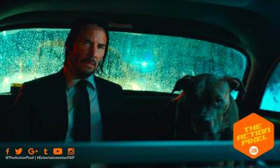 john wick, john wick 3, john wick: chapter 3, parabellum, Keanu Reeves, Halle Berry, Laurence Fishburne, Mark Dacascos, Asia Kate Dillon, Lance Reddick, Saïd Taghmaoui, Jerome Flynn, Jason Mantzoukas, Tobias Segal, Boban Marjanovic, with Anjelica Huston,ian mcshane, the action pixel, entertainment on tap, lionsgate movies,