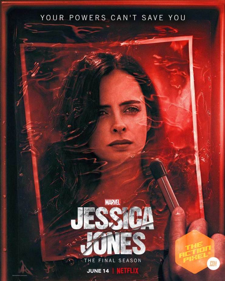 jessica jones season 3, jessica jones is a fraud, jessica jones, jessica jones final season, the action pixel, marvel's jessica jones, netflix, date announcement jessica jones, date announcement, marvel's jessica jones season 3, jessica jones 3, entertainment on tap, krysten ritter, featured, jessica jones season 3 trailer,