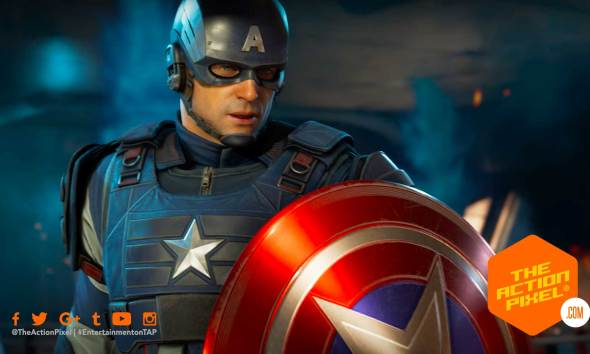 avengers, square enix, square enix marvel's avengers, marvel's avengers, avengers, marvel's avengers worldwide reveal, the action pixel, entertainment on tap, marvel games, marvel comics, e3 2019, e3, electronic entertainment expo, featured, a day, avengers day,