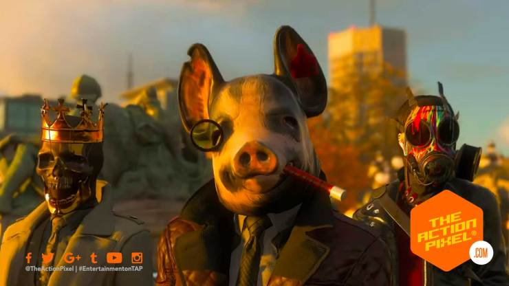 watch dogs: Legion, watch dogs, legion, london, the action pixel, ubisoft, entertainment on tap, the action pixel,