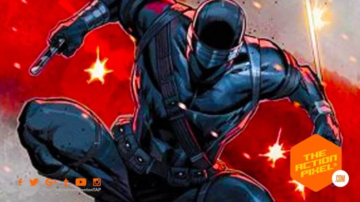 snake eyes, rob liefeld, snake eyes: deadgame, comics, idw, idw publishing, featured, hasbro, gi joe, g.i. joe, the action pixel, ninja, entertainment on tap, style on tap, taptees,