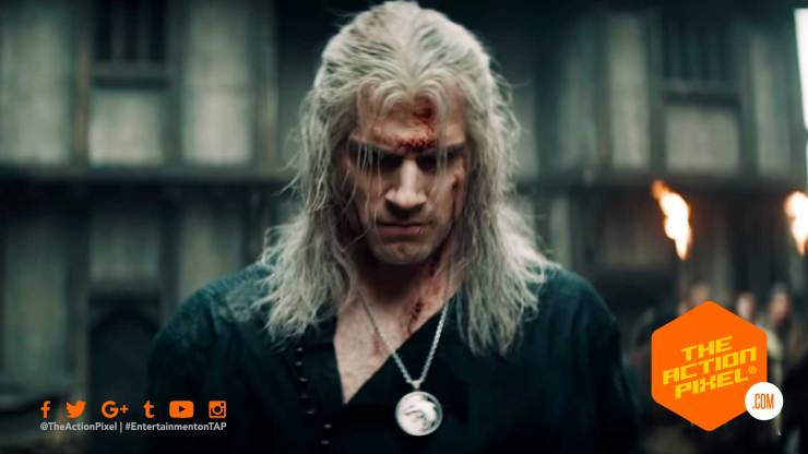 the witcher 3: wild hunt, Geralt, netflix, entertainment on tap, the action pixel, @theactionpixel, the witcher,yennefer,Anya Chalotra, Freya Allan, ciri, geralt, henry cavill, netflix, featured,teaser trailer,