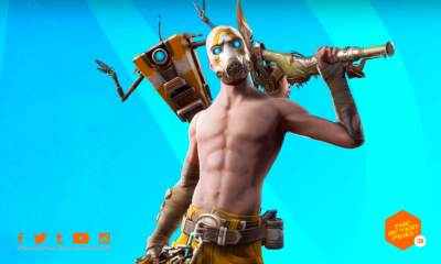 fortnite x Mayhem, borderlands, borderlands 3, let's make some mayhem, the action pixel, borderlands 3, announce trailer, fortnite, featured, fortnite x mayhem