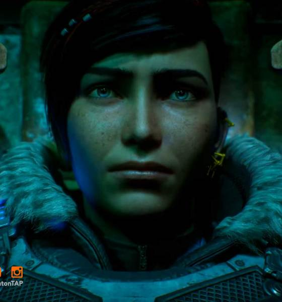 kait diaz, marcus, gears of war, gears 5, the action pixel, gears 5 campaign story trailer, gears of war 5, gears 5 trailer, entertainment on tap, featured