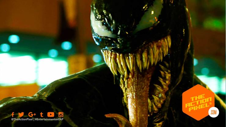 andy serkis, venom 2, venom, tom hardy, the action pixel, entertainment on tap, featured,