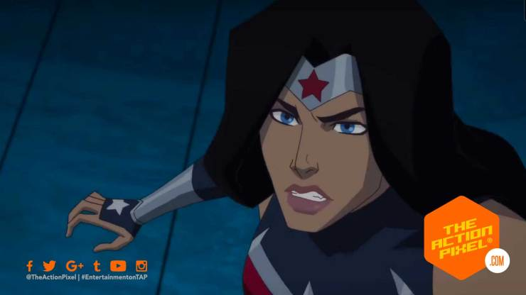 wonder woman: bloodlines, wonder woman, bloodlines, cover art, the action pixel, entertainment on tap, dc comics, diana prince, trailer, wonder woman bloodlines trailer, wonder woman: bloodlines trailer,