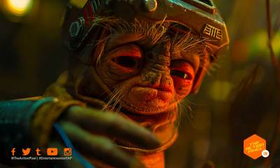 babu frik, droid maker, star wars , star wars: rise of the skywalker, entertainment on tap, featured,
