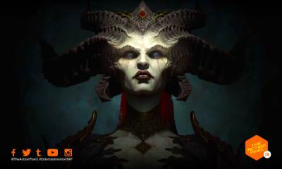 diablo iv, blizzcon 2019, diablo, trailer, lillith diablo, lillith, the action pixel, entertainment on tap, featured,