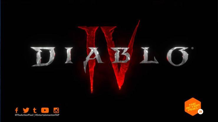 diablo iv, blizzcon 2019, diablo, trailer, lillith diablo, lillith, the action pixel, entertainment on tap, featured,