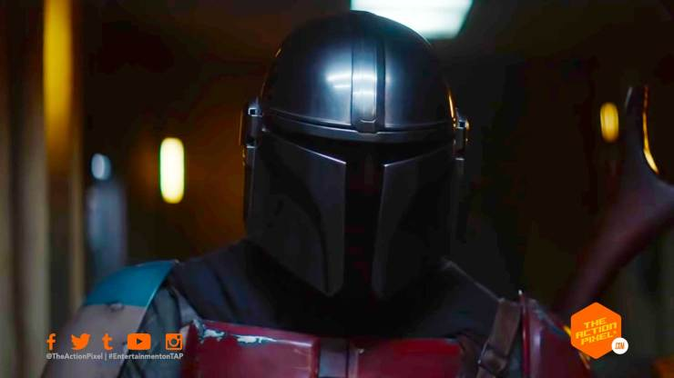 greef, star wars,mandalorian, live-action tv series, the action pixel, entertainment on tap, on Favreau, Dave Filoni, Kathleen Kennedy, Colin Wilson,Karen Gilchrist, carl weathers, gina carano, featured, star wars celebration 2019,star wars, d23 expo, streaming, release date, featured, the mandalorian official trailer, star wars the mandalorian,greef carga, cara dune, ig-11, ugnaught,kuill, the mandalorian exclusive clip