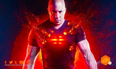 bloodshot, vin diesel, the action pixel, sony pictures, vin diesel bloodshot, bloodshot trailer, vin diesel bloodshot trailer, entertainment on tap, valiant, valiant comics, bloodshot poster