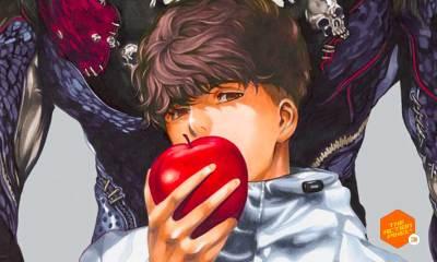death note, trump, viz media, light yagami, ryuk, one-shot, death note, death note one-shot, death not special one-shot, the action pixel, featured, entertainment on tap