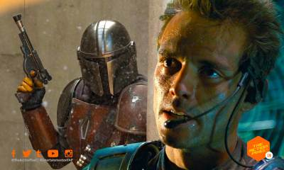 michael biehn, the mandalorian, star wars, star wars the mandalorian, star wars mandalorian, micheal biehn terminator, terminator, aliens, the terminator , the mandalorian 2, disney+ disney plus, the mandalorian season 2,