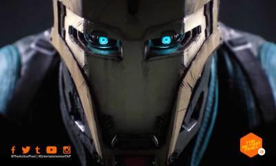 action, disintegration ,disintegration game trailer,disintegration story trailer,
