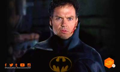 michael keaton, batman, flash, flash movie, ezra miller, the action pixel, entertainment on tap