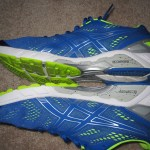 Asics Gel DS Trainer 19 Interior