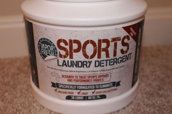 Raw Athetics Detergent
