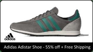 Adidas Adistar Shoe