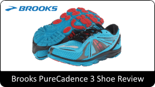 Brooks PureCadence 3 Shoe Review