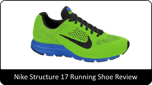 Nike Structure 17 Shoe Review