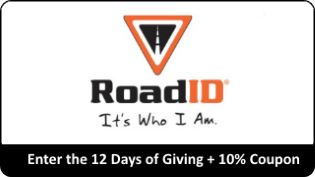 Road ID 12 Days of Giving
