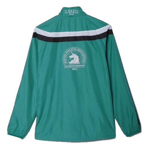2016 Boston Marathon Jacket Back