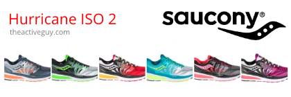 Saucony Hurricane ISO 2 Featured