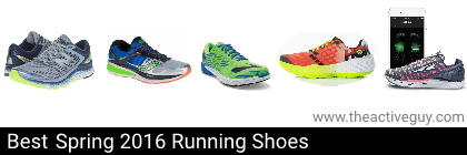 Best Spring 2016 Running Shoes