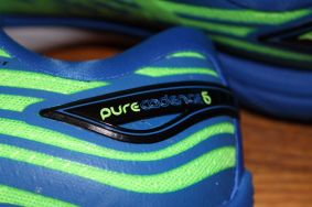 Brooks Purecadence 5 closeup