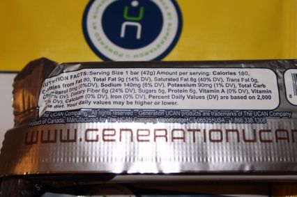 GENUCan - Bar Nutrition