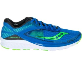 Kinvara 7 - Blue Black