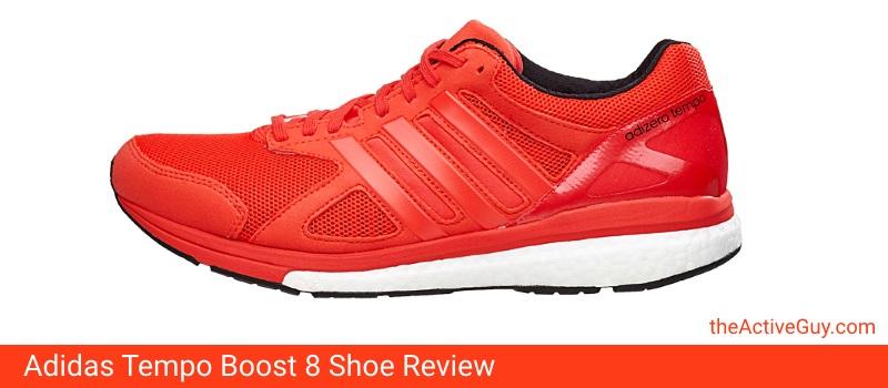Adidas Tempo Boost 8 Shoe