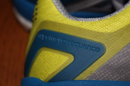 Adidas Supernova Sequence 9 Heel Closeup