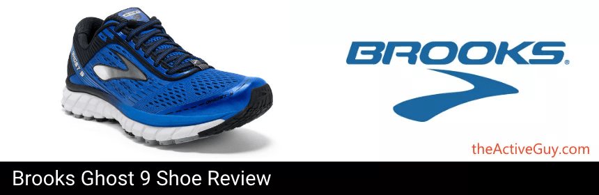 Brooks Ghost 9 Featured