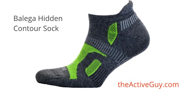 Balega Hidden Contour Sock
