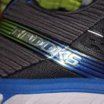 Brooks Ghost 9 heel inside
